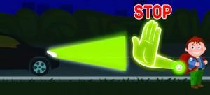 С 7 по 17 марта в стране проходит акция «Стань видимым — будь в безопасности!»