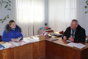 Наш раён з рабочай паездкай наведала рэйдавая група тэхнічнай інспекцыі працы Віцебскага абласнога аб'яднання прафсаюзаў