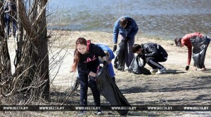 Республиканская акция «Чистый водоем» пройдет в Беларуси с 19 по 28 апреля
