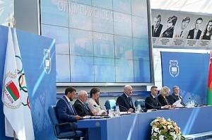 Тэма тыдня ад БЕЛТА : Лукашэнка назваў асноўныя задачы па ўдасканаленні спартыўнай галіны