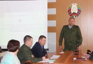 Состоялся учебный семинар, посвященный вопросам территориальной обороны
