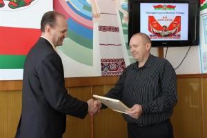Награждены Почетной грамотой и Благодарностями ОСВОДа