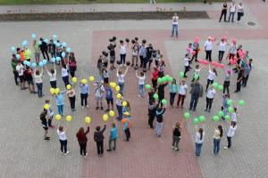 Сегодня состоялся «Велопробег-2017» посвященный Дню работников физической культуры и спорта