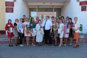 16 чэрвеня ў раённым цэнтры культуры адбылася ўрачыстасць, прысвечаная Дню медыцынскіх работнікаў