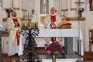 24 чэрвеня ў Германавічах святкавалі нараджэнне святога Яна Хрысціцеля