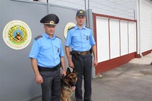Охранные услуги населению оказывает Шарковщинское отделение Департамента охраны МВД