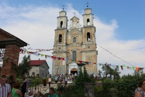 6 жніўня спаўняецца 230 гадоў Германавіцкаму касцёлу