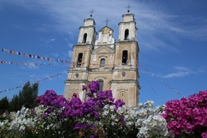 6 жніўня ў Германавічах прайшла святочная ўрачыстасць, прысвечаная 230-годдзю касцёла Перамянення Пана