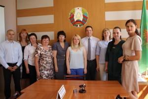 Шарковщина участвует в проекте «Мэры за экономический рост»