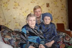 24 верасня 90-гадовы юбілей адзначыла шаркаўчанка Ірына Раманаўна Чабатаронак