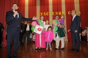 Семья Ивана и Дианы Молоковых стала лучшей в областном этапе «Властелин села-2017»