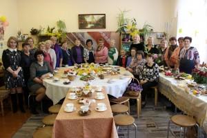 Праздничное мероприятие под названием «Рожденное любовью слово «мама» прошло в отделении дневного пребывания для граждан пожилого возраста