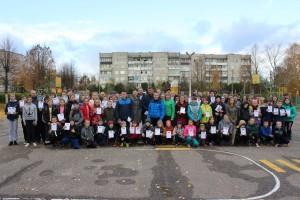 Первенство района по легкой атлетике среди учащихся Шарковщинской ДЮСШ
