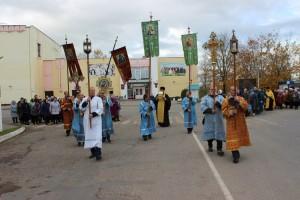 У Шаркаўшчыне прайшлі мерапрыемствы, прысвечаныя 1025-годдзю Полацкай епархіі