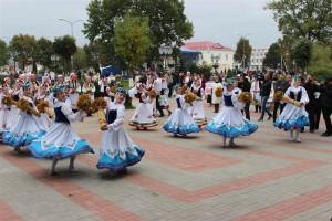 30 верасня ў Дуброўне прайшлі абласныя Дажынкі (фотарэпартаж)