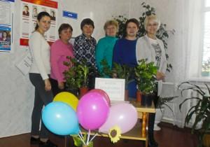 Представители ОАО «Доваторский» приняли участие в республиканской профсоюзной акции «Поздравим маму вместе!»