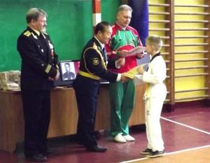 Состоялся третий районный турнир по таэквондо, посвященный памяти Романа Степановича Кудрина
