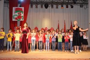 В РЦК прошел концерт, посвященный 100-летию со Дня Октябрьской революции «Судьба и Родина — едины»