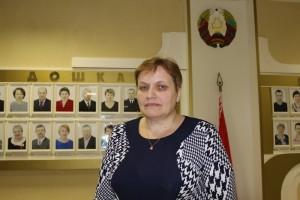 На пленуме Шаркаўшчынскага раённага камітэта прафсаюза работнікаў АПК абраны новы старшыня