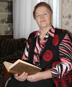 Тамара Пятроўна Бабіч з цеплынёй успамінае той час, калі яна працавала педагогам у Амбросенскай базавай школе