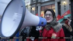 Акцию БРСМ по сбору предложений для будущих депутатов поддержали регионы