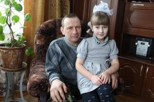 Лауреат звания «Человек года Витебщины» — механизатор ОАО «Ельня-Агро» Алексей Малыш