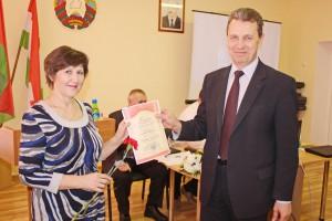 В Шарковщинской ЦРБ прошло заседание итогового медико-санитарного совета по итогам 2017 года
