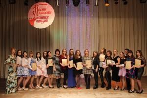 11 лютага прайшоў конкурс «Песні юнацтва нашых бацькоў»