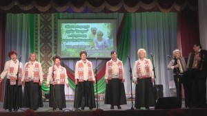 Шарковчане успешно выступили на фестивале «Не стареют душой ветераны» в Миорах