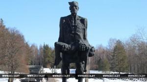 Памяць аб страшнай Хатынскай трагедыі назаўсёды застанецца ў сэрцах беларусаў — Лукашэнка