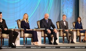 Тэма тыдня: Лукашэнка правёў сустрэчу з творчай моладдзю