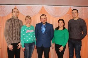 Инициативная и творческая молодежь ОАО «Ельня-Агро»
