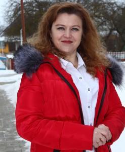 Вядучы спецыяліст суда Шаркаўшчынскага раёна Марына Шапалоўская