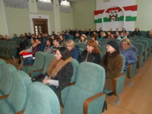 22 марта  прошло совещание с субъектами малого и среднего предпринимательства Шарковщинского района