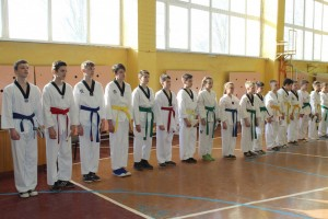 25 лютага прайшоў пяты адкрыты турнір па таэквандо, прысвечаны подзвігу воінаў-інтэрнацыяналістаў