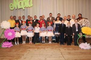 Праздничный концерт к 8 марта «Когда поют мужчины» прошел в РЦК