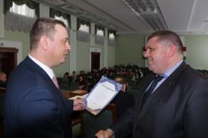 23 cакавіка адбылося чарговае  пасяджэнне Шаркаўшчынскага раённага выканаўчага камітэта