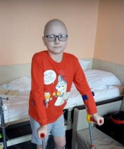 О срочном сборе средств на лечение за рубежом 10-летнего Артёма Шульвинского