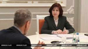 Работа с обращениями граждан находится на постоянном контроле в Администрации Президента Беларуси