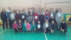 Спортсмены Шарковщинской ДЮСШ покорили высоту