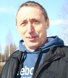 """Працаўнікі сяла: механізатар ААТ """"Буеўшчына"""" Ігар Грайчонак"""