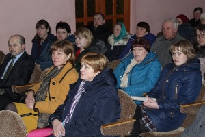 Справаздачны сход у ААТ «Буеўшчына»