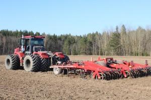 Об обеспечении безопасных условий труда в период проведения весенних полевых работ