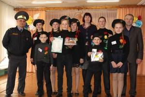 Раённы злёт-конкурс атрадаў юных інспектараў дарожнага руху