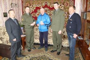 С душой Афганского закала — гвардии капитан Валентин Михайлович Куклин