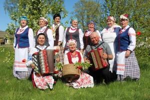 Канцэртная праграма прайшла 6 мая ў Каўшэлеўскім ДФ