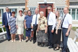 «София» оказал помощь отделению круглосуточного пребывания граждан пожилого возраста и инвалидов