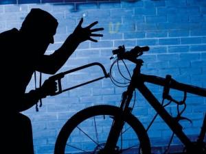 Профилактика краж велосипедов