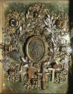 Сегодня и завтра у шарковчан будет возможность поклониться Жировичской иконе Божией Матери