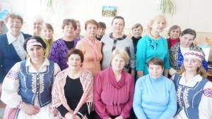 Увлекательно и с пользой проводят время посетители отделения дневного пребывания для граждан пожилого возраста